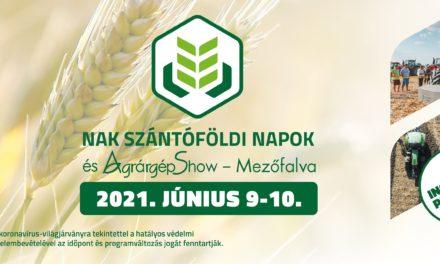 NAK AgrárgépShow