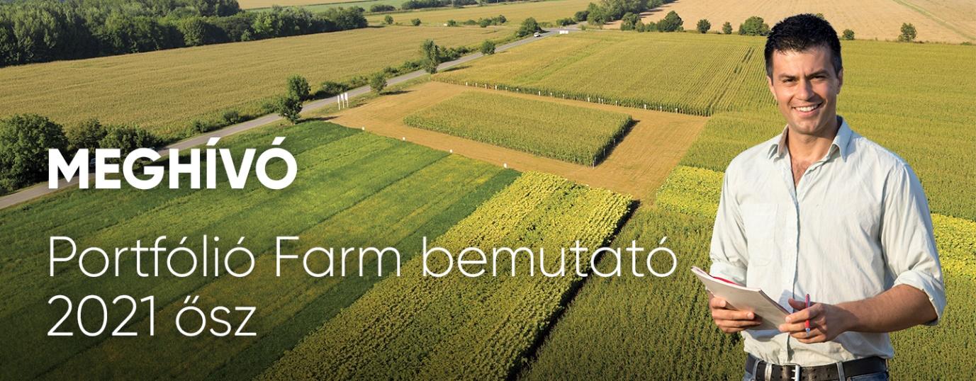 Portfolio Farm Banner