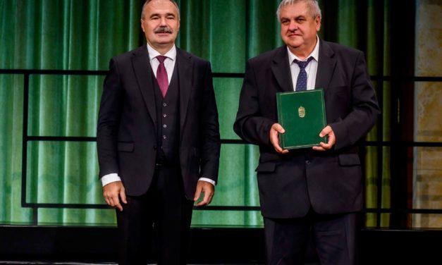 Agrárminiszteri  elismerések